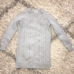 Cat & Jack long sweater size 7/8